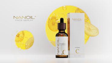 soro facial recomendado com vitamina c Nanoil