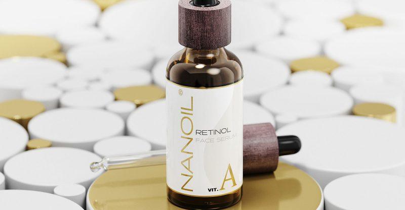 Nanoil o melhor sérum facial de retinol